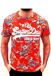 Superdry Vintage Logo All Over Print  Tee M1010999A