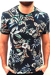 Superdry All Over Print Pocket Tee M1011032A