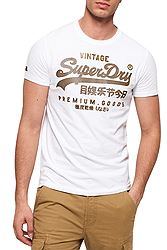 Superdry Vintage Logo Authentic Tee M10123TT