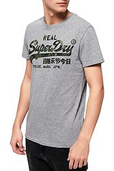 Superdry Vintage Logo Layered Camo Tee M10125TT