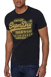 Superdry Premium Good Mid Weight Tee M10560AR