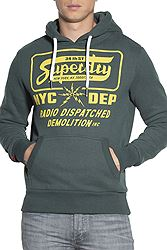 Superdry Demolition Crew Hood M2000006B