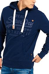 Superdry Vintage Authentic Tonal Hood M20025XP