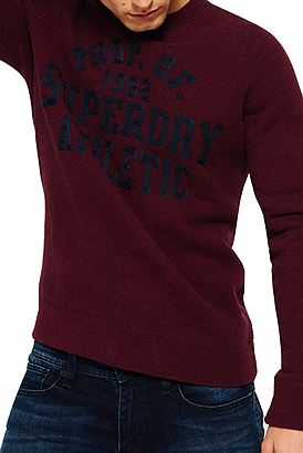 Superdry Applique Crew M20044PP