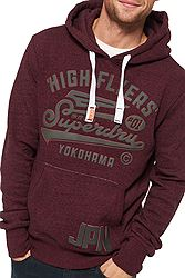 Superdry High Flyers Hood M20074PP