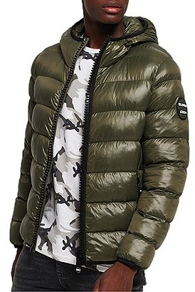 Superdry Crater Padded M50002DR