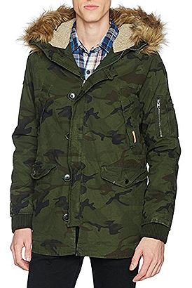 Superdry Rookie Heavy Weather Parka M50011TPF2
