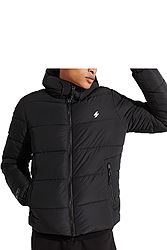 Superdry Hooded Sports Puffer M5011212A