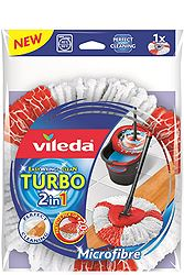Vileda Εasy Wring & Clean Turbo Αντ/κό 4023103195189