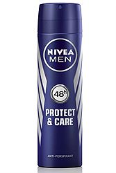Nivea Protect & Care Ανδρικό 150ml 5201178027157