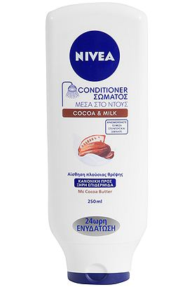 Nivea Conditioner Σώματος Cocoa Milk 250ml 5201178023272