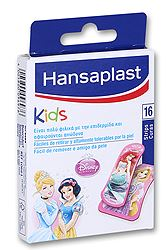 Hansaplast Junior Princess 16τεμ 4005800096976