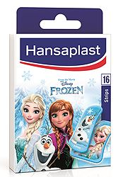 Hansaplast Junior Frozen 16 τεμ 4005800165320