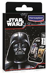 Hansaplast Junior Star Wars 16 τεμ 4005800165344