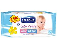 Septona Calm n' Care 57τεμ 5201410864151