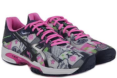 Asics Gel-Solution Speed 3 Limited Edition E668N