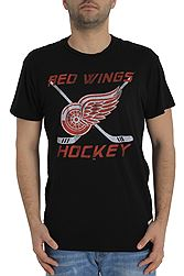Retro Brand Red Wings Hockey RB100DRW