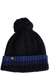 New Era Bobble Cuf Stripe NY 80337582