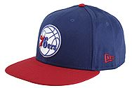 New Era Nba Team 9Fifty Philadelphia 76ers 11394819