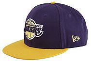 New Era Nba Team 9Fifty Los Angeles Lakers 11394828