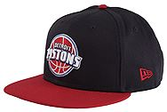 New Era Nba Team 9Fifty Detroit Pistons 11394833