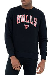 New Era Chicago Bulls Tip Off Crew Sweat 11530742