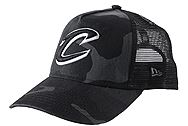 New Era Wahed Camo Trucker Cleveland Cavaliers 80580953