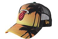 New Era Coastal Heat Miami Heat 80581163