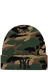 New Era New York Yankees Camo  Knit 80635848