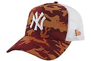 New Era New York Yankees Camo Trucker 11945567