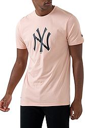 New Era New York Yankees Τeam Logo Tee 12033500