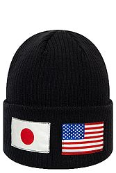 New Era Logo And Flag Knit 12134741