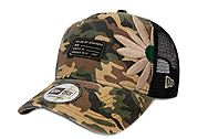 New Era Military Flower Trucker 12134866