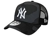 New Era New York Yankees Camo Essential A Frame Trucker 12285540
