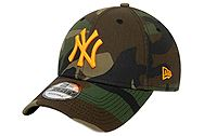 New Era York Yankees Camo Essential 9Forty 12381202
