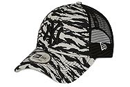 New Era New York Yankees Tiger Print  9FORTY 60081344