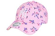 New Era New York Yankees Floral Pink Womens 9FORTY 60112728