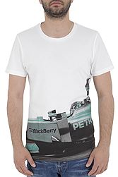 Mercedes Puma Graphic Tee 568205