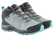 Salomon Outward Cswp J Le/Ebony/Meadowbroo L40972400