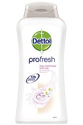 Dettol Profresh Silky Casmir 500ml 5201347169688