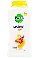Dettol Profresh Honey Glow 500ml 5201347167134