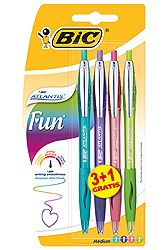 Bic Atlantis Fashion 3+1 Δώρο 3086123128859