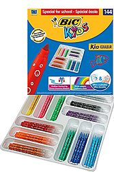 Bic Kid Couleur 144τεμ 3086126669199