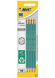 Bic Evolution Ecolutions (4τεμ) 3270220049012