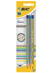 Bic Evolution Stripes (3τεμ) 3270220093725