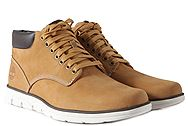 Timberland Bradstreet Chukka Leather A1989