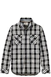Timberland Double Layer Plaid A1H13