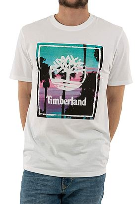 Timberland SS K-R Photo Beach Tee TB0A1Z26