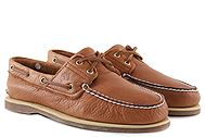 Timberland Classic Boat 2 Eye SADDLE TB0A2AFN