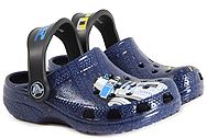 Crocs Kids Classic Star Wars R2D2 C3PO Roomy Fit 200122